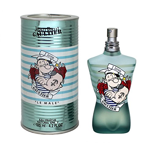Jean Paul Gaultier Le Male Popeye Acqua di Colonia - 125 ml