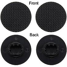 BisLinks® OEM Negro 2 x Análoga Joystick Controller Botón Cap Para Sony PSP 1000 1003 1004