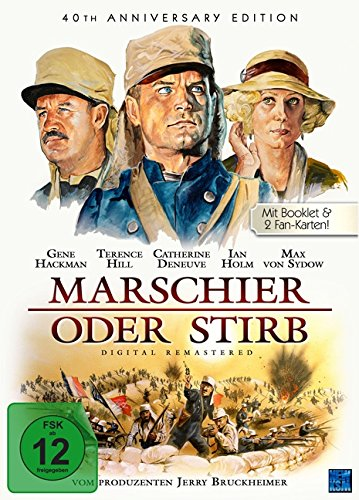 Marschier oder stirb (40th Anniversary Edition)