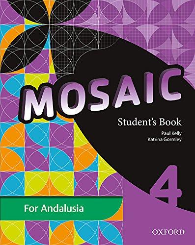 Mosaic 4. Student's Book Andalucía - 9780194810456