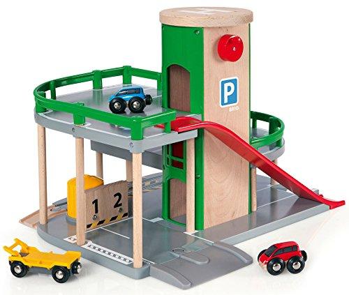 Ravensburger BRIO World - Parking Garage