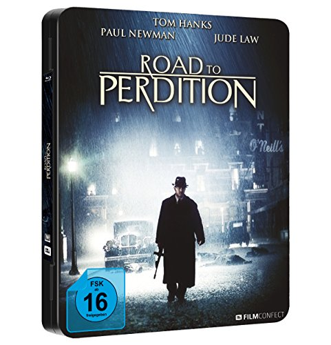 Road to Perdition (Steel Edition) [Blu-ray] [Limited Edition]
