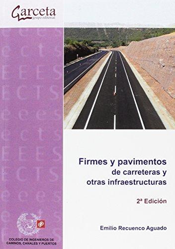 Recuenco Aguado, Emilio por Firmes y pavimentos 2