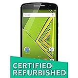 (Certified REFURBISHED) Motorola Moto X Play XT1562 (Black, 16GB) at amazon