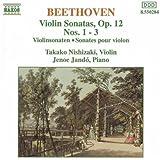 Beethoven-Violin Sonatas, Op. 12, Nos. 1-3