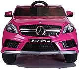 simron Mercedes-Benz A45 AMG SUV Ride-On 12V Kinderauto Kinderfahrzeug (Pink/Rosa) - 3