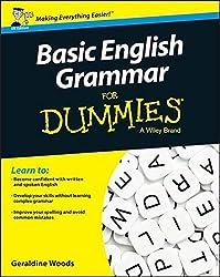 Basic English Grammar For Dummies, UK by Geraldine Woods (2016-02-15)