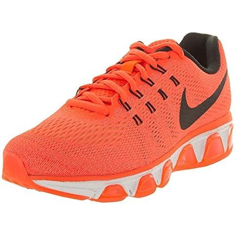 Nike Womens Air Max Tailwind 8 Hyper Naranja / vívido púrpura / blanco / negro 805942-800_5.5