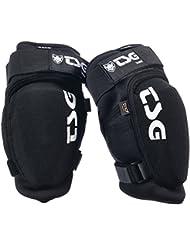 TSG Paire de protection pour les jambes Tahoe VEP Kneeguard Noir