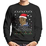 Mike Tyson Merry Chrithmith Chritmas Men's Sweatshirt