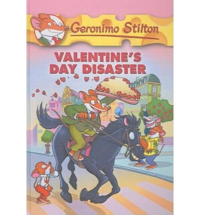 [(Valentine's Day Disaster )] [Author: Geronimo Stilton] [Jan-2006]