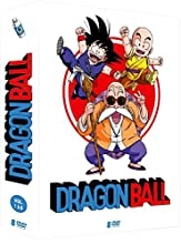 Coffret dragon ball, vol. 1 à 8