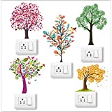 Wall Attraction Switch Board Sticker Switch Stickers Wall Stickers Light Switch Sticker