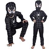Kuhu Creations® Spiderman Black Kids ...