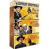 Coffret western 3 films : colt 45 ; la ruée vers l'or noir ; l'héritage du chercheur d'or