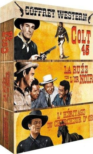 western-coffret-3-films-colt-45-la-ruee-vers-lor-noir-lheritage-du-chercheur-dor-francia-dvd