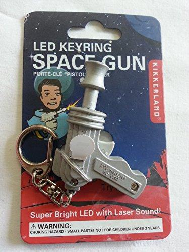 Space Gun Led Schlüsselanhänger Cdu (Space Gun-spielzeug)