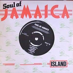 Soul Of Jamaica - Various Artists [VINYL]