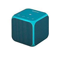 Sony SRS-X11 Compact Portable Bluetooth Wireless Speaker with NFC - Blue