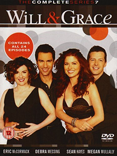 Click for larger image of Will and Grace: Complete Series 7 [DVD]