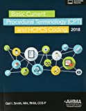 Basic CPT and HCPCS Coding, 2018