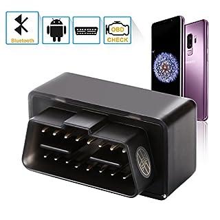 PullPritt OBD2 Diagnosegerät Auto (Bluetooth/Nur für Android)
