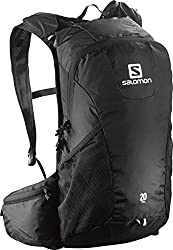 Salomon Trail 20 Hiking Backpack - 48 X 24 X 15cm, 50 Litres, Black