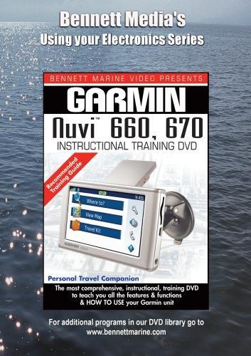 Preisvergleich Produktbild GARMIN NUVI 660 INSTRUCTIONAL DVD