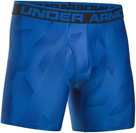 Under Armour Armour Armour Uomo Original 6 Boxer Jock Print Unterhose, Uomo, blu Marker blu Marker, 5XL | prendere in considerazione  | bello  | Materiali Accuratamente Selezionati  | Grande Varietà  c3433b