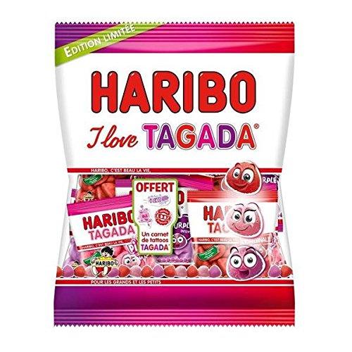 Haribo I love tagada multipack 540g - ( Prix Unitaire ) - Envoi Rapide Et Soignée