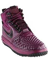Nike Guantes Lunar Force 1 Duck Boot 17, Bordeaux/Black