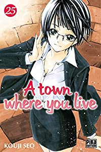 A town where you live Edition simple Tome 25