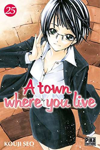 A town where you live T25