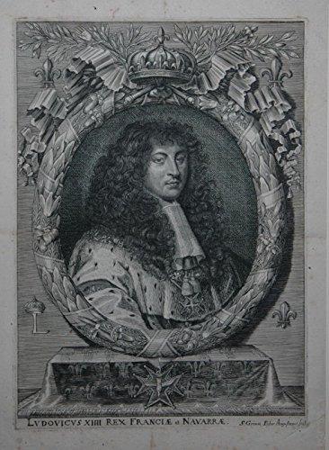 Portrait. Brustfigur nach halbrechts in floral verziertem Medaillon. Kupferstich von Simon Grimm
