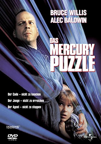 Bild von Das Mercury Puzzle