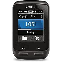 "Garmin Edge 510 - Navegador GPS con pulsómetro y sensor de cadencia (176 x 220 Pixeles, 35.6 x 43.2 mm (1.4 x 1.7 ""), 80 g, 52 mm, 24 mm, Batería)"