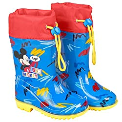 Botas Agua Mickey Mouse...