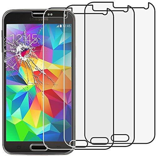 ebestStar - Compatibile x3 Vetro Temperato Samsung Grand Prime Galaxy G530F, Value Edition G531F Protezione Schermo Pacco x3 Pellicole Anti Shock, Anti Rottura [Apparecchio: 144.8x72.1x8.6mm, 5.0'']