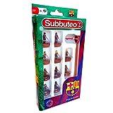 Subbuteo SUB63751, Equipo de Figurinas FC Barcelona, Edición 4 (2017/18)