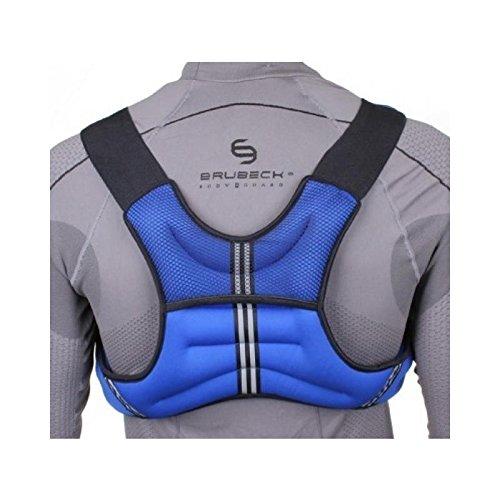 Liveup sports - weight vest jacket 5kg gilet peso ponderato giacca zavorrata giubbotto allenamento crossfit corsa