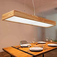 Amazon.it: Lampadari Legno
