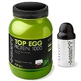 +Watt Top Egg Protein 1000 750 gr Proteine dell Albume d Uovo con Vitamine + Shaker