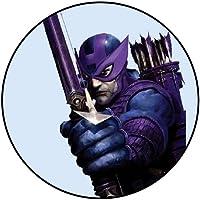Hawkeye–Marvel–Badge/imán/llavero/llavero abrebotellas