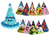 Ziggle Birthday caps for Birthday boy an...