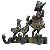 Baby with Birds 3 hook Key Holder for yo...