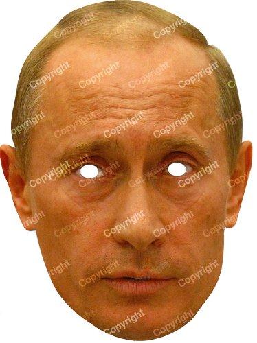 Vladimir Putin - Maske (Maskarade Maske)