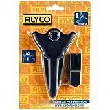 Alyco 108210 - Funda de plastico ABS resistente a golpes para tijeras de electricistas