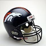 Riddell NFL Arizona Cardinals Deluxe Replica Football Helm, Herren, Denver Broncos, Full Size