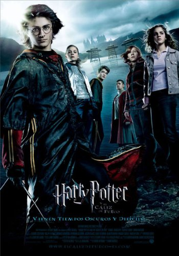 Harry Potter Y El Caliz De Fuego (The Goblet Of Fire) [Spanien Import] (Harry Potter Goblet Film)