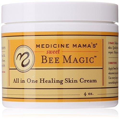 Medizin Mamas B13564 Medizin Mama S All In One Healing Hautcreme -4 Oz (Medizin Mama)
